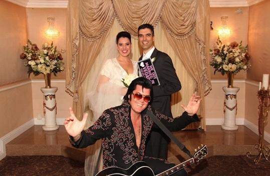 Casamento em Las Vegas com padre brasileiro