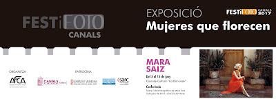 EXPOSICIÓ i WORKSHOP DE FOTOGRAFIA  a càrrec de MARA SAIZ.