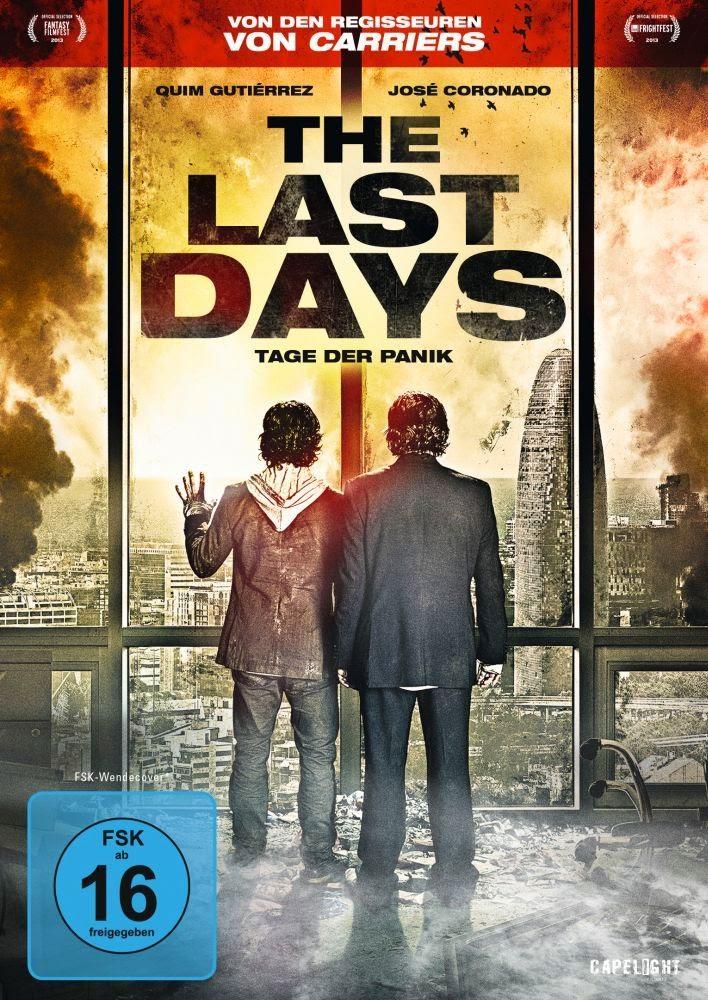 The Last Days วันไวรัสล้างโลก [HD][พากย์ไทย]