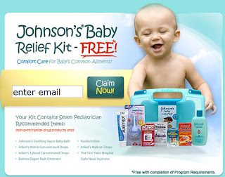 Free Offers and Services: Get a Free RP Johnson's Baby ...