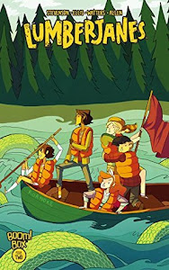 Lumberjanes: Pungeon Master (Lumberjanes #2) by Noelle Stevenson, Grace Ellis, Brooke A. Allen