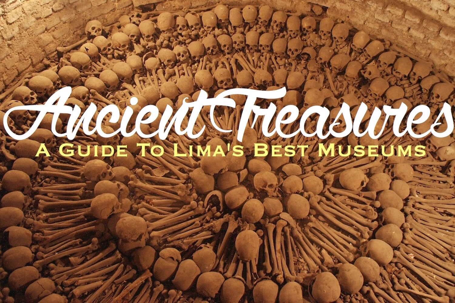 lima museums header photo