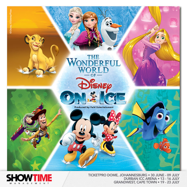 Wonderful Family Value Packages from @DISNEYonICE #Jozi #CapeTown #Durban