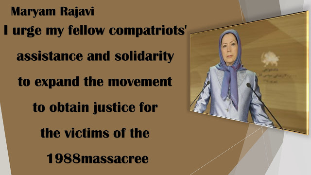 MARYAM RAJAVI: IRANIAN REGIME'S LEADERS MUST BE PROSECUTED FOR THE 1988 MASSACRE-SPEECH AT THE SEMINAR OF IRANIAN COMMUNITIES IN EUROPE- SEPTEMBER 3, 2016
