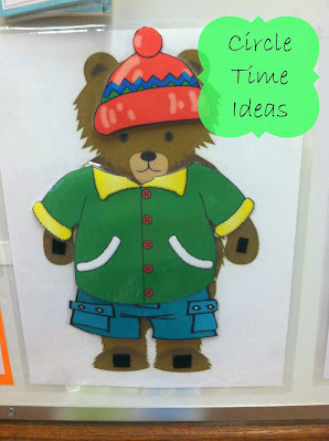 Circle Time Ideas for Special Education