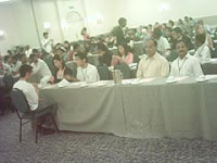 A section of the audience during plenary session