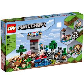 Minecraft The Crafting Box 3.0 Lego Set