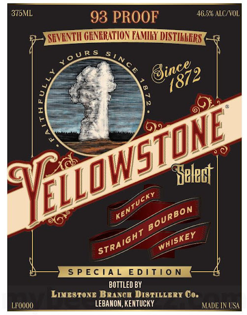 Limestone Branch Distillery Yellowstone Kentucky Straight Bourbon Whiskey
