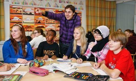 Rahasia Pendidikan di Finladia