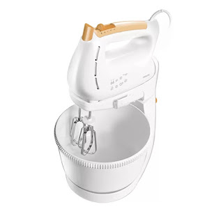 Harga dan spesifikasi mixer Philips HR1538-80