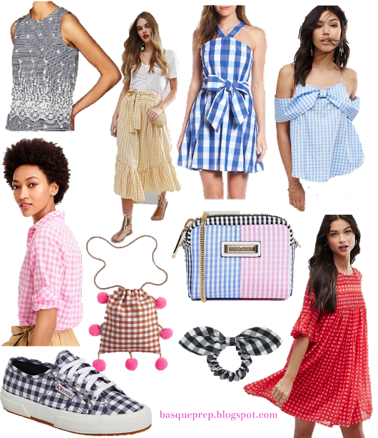 All About Gingham