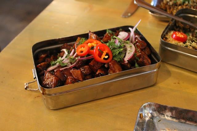 Mowgli Restaurant Bold Street Liverpool