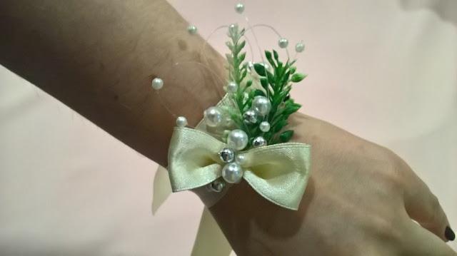 Свадебный аксессуар для невесты