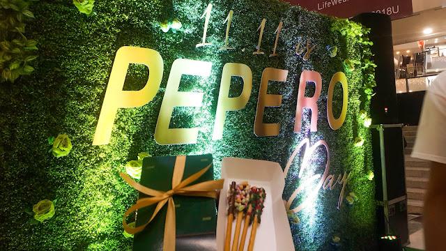Pepero Day 2018