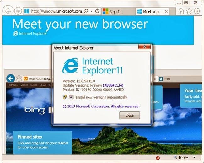 ie11 win7 32 bit download