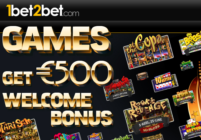 1bet2bet Casino Screen