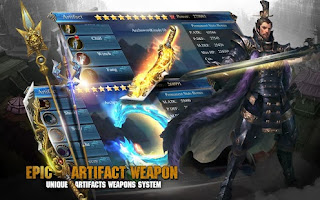 Clash of Assassins The Empire Mod Apk v1.5.1 Terbaru