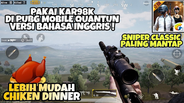 Apa sih Winner Winner Chicken Dinner di PUBG?