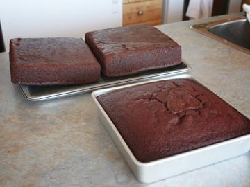 paso a paso cómo hacer un pastel de bienvenida al bebé