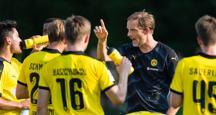New Borussia Dortmund 15-16 Kit Font Revealed
