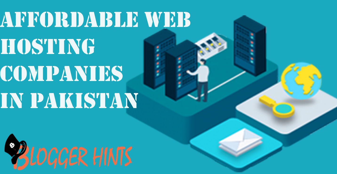 Affordable Web Hosting Companies in Pakistan