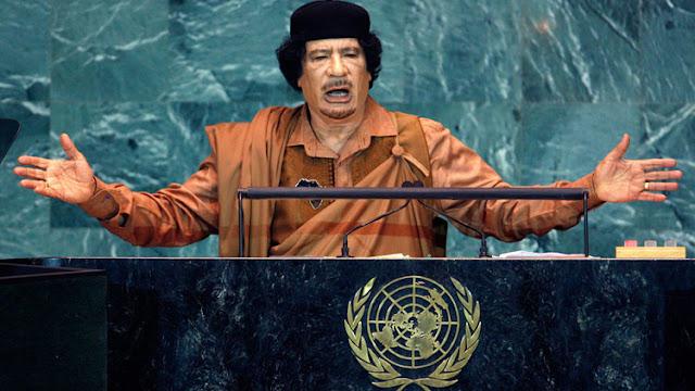 """Cinco años sin Gaddafi: Libia, un """"enorme agujero negro en el mapa del Mediterráneo"""""""