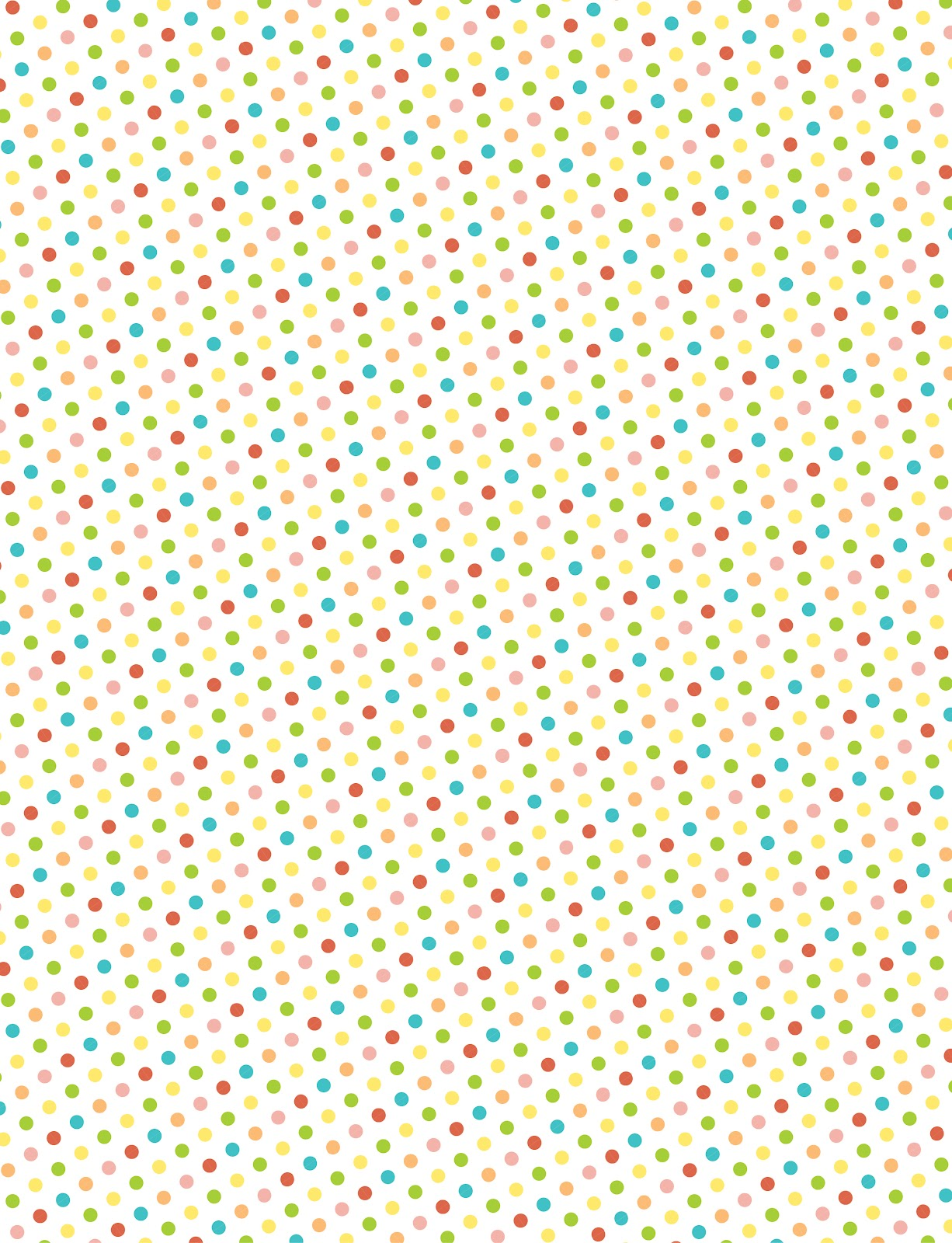 Amy J Delightful Blog Printable Polka Dot Patterns For Making Washi Tape Stickers