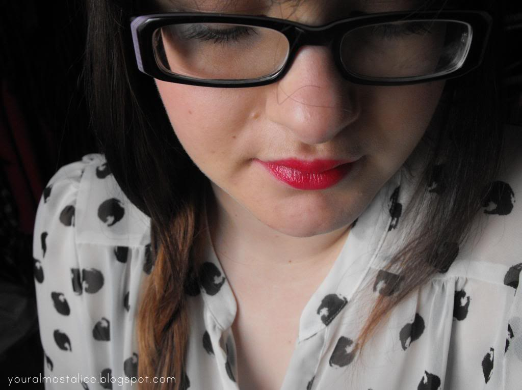 Bourjois Colour Boost Lip Crayon in Red Sunrise