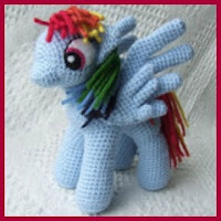 MY LITTLE PONY AMIGURUMI