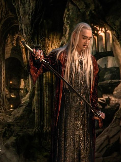 Thoughts From a Young Writer: Thranduil: King of the ...