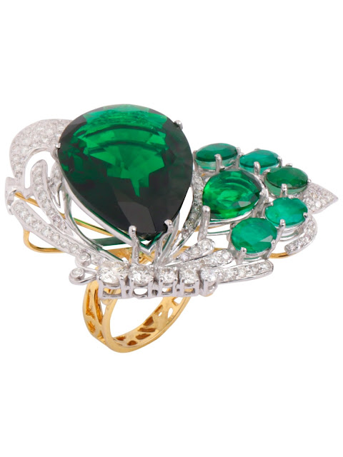 Dillano Jewels Emerald jewellery collection (Ring)