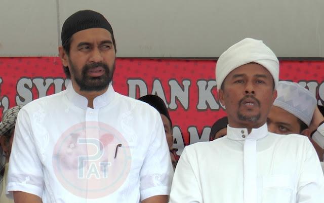Ini Pesan Ulama Aceh kepada Muzakir Manaf – TA. Khalid