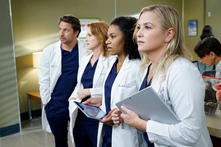 Greys Anatomy Episode 1307 Why Try To Change Me Now Promo