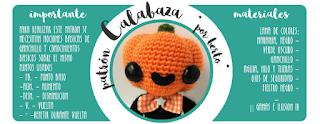 Patron Calabaza Halloween Bertorulez
