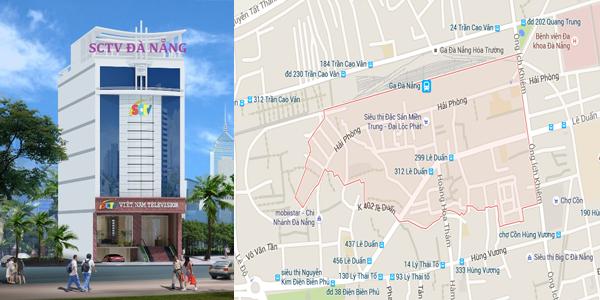 truyền hình cáp SCTV phường Tân Chính, quận Thanh Khê, Đà Nẵng