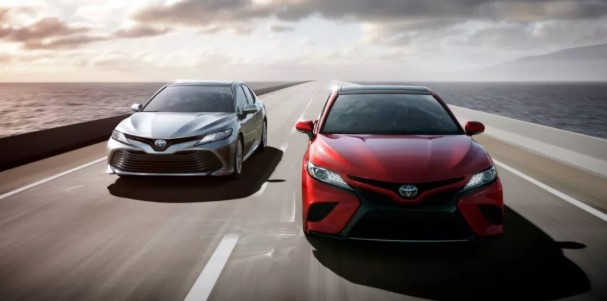 2020 Toyota Camry SE Rumor And Spy Photos