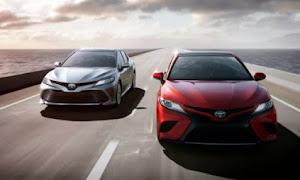 2020 Toyota Camry SE Rumor And Spy Photos