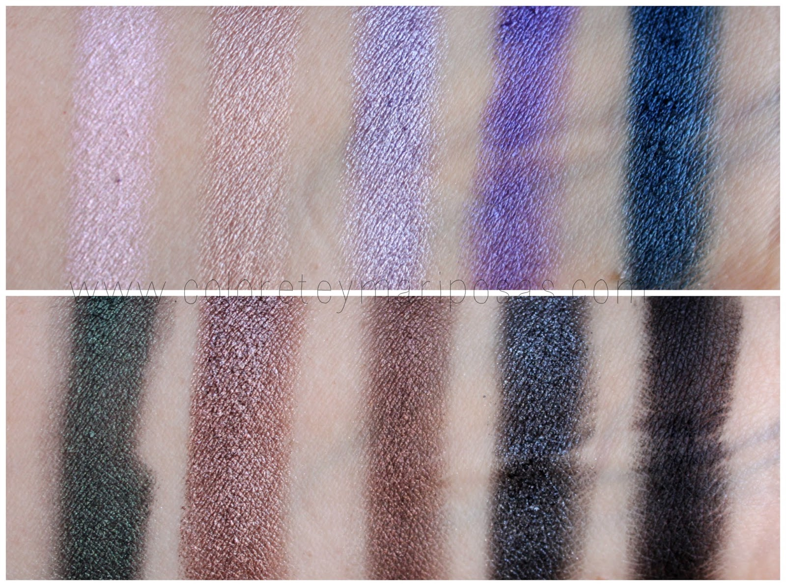 Swatches no photos palette