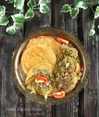 Resep Gulai, Masakan Kacang Hijau