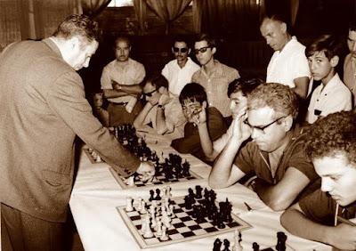 34 simultáneas de Miquel Albareda, Sabadell 1969