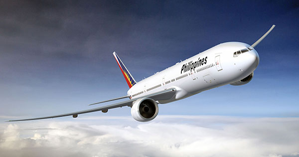 Philippine Airlines flight