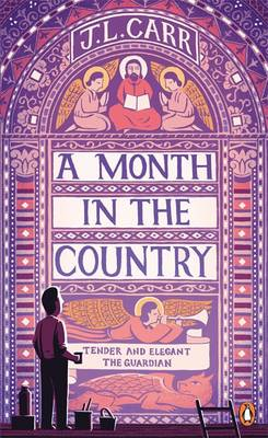 Book cover for J L Carr's A Month in the Country in the South Manchester, Chorlton, and Didsbury book group
