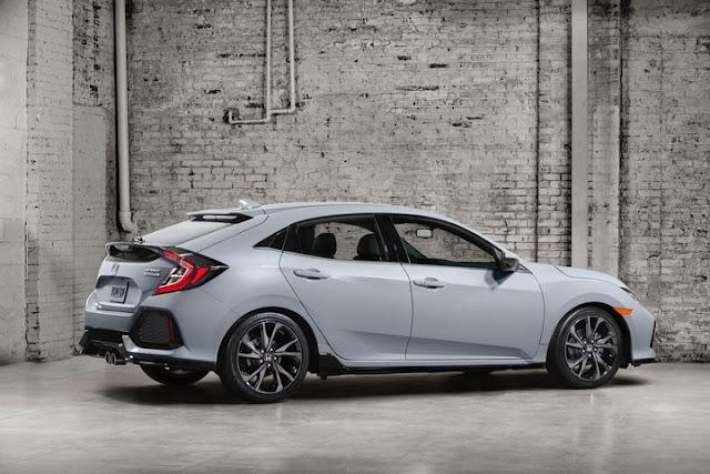 Honda is Bringing Back the Civic Hatch