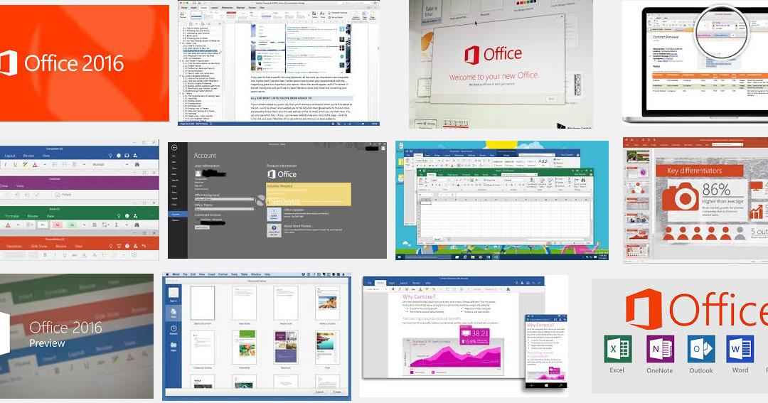 Microsoft Office 2016 Mac Full Crack License Product Key