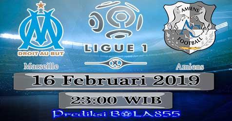Prediksi Bola855 Marseille vs Amiens 16 Februari 2019