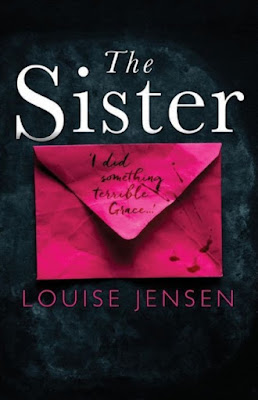The Sister by Louise Jensen  - book cover