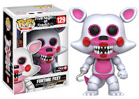Funko Pop! Funtime Foxy Gamestop