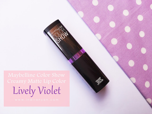 Maybelline Color Show Creamy Matte
