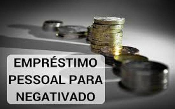 Empréstimo pessoal para negativado (Imagem: Reprodução/Hoje é dia de Quê)