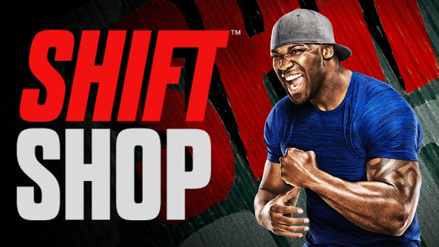 what is shift shop, shift shop, shift shop meal plan, shift shop workout, shift shop Chris downing, chris downing, shift shop release date,